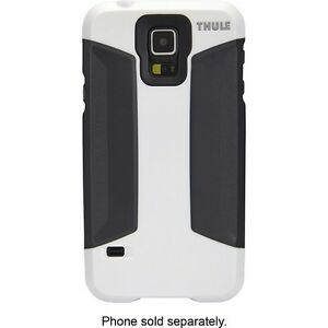 Thule - Atmos X3 Case for Samsung Galaxy S 5 Cell Phones - White/Dark Shadow