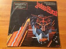 "JUDAS PRIEST - 1983 Vinyl 45rpm 12"" Single - FREEWHEEL BURNING"