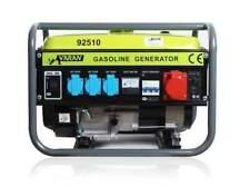 GROUPE ELECTROGENE ESSENCE GENERATEUR ELECTRIQUE 2.3KVA  1x400V 3x230V 1x12V
