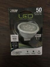 FEIT Electric 7.5-Watt (50-Watt Equivalent) 12-Volt Landscape LED w/ GU5.3 Base