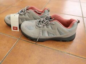 NEW TAGS Unisex Cotton Traders Walking/ Hiking Shoes UK 8 lightweight gt summer