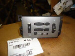 Temperature Control Rear 2 Door Sport Package Fits 02-03 EXPLORER 80608