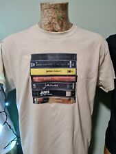 More details for james tapes cassettes top tim booth the band tee t shirt retro 90s madchester