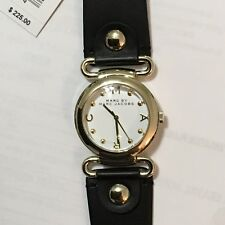 New Marc By Marc Jacobs Womens Wrist Watch With Japan Movement Retail $225.00