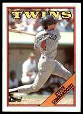 1988 Topps Steve Lombardozzi #697
