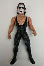TNA Sting Figure JAKKS Genesis 1 WWE WWF WCW ECW ROH NXT NWA NJPW nWo WCCW AEW