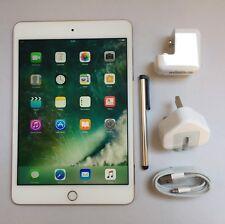 #GRADE A#Apple iPad mini 4 128GB, Wi-Fi, 7.9in - Gold