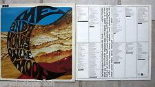 FELT – Me And A Monkey On The Moon  LP  Él – ACME 24 + lyrics inner jacket OIS