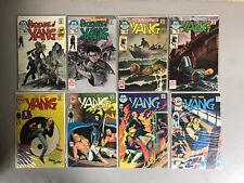 Charlton Comics- Lot of 8 comics House of Yang 1 2 3 6 10 11