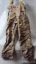 Spanish Army Goretex Desert Camouflage Trousers with Braces