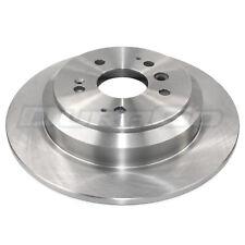 Disc Brake Rotor Rear Parts Master 901420