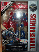 Transformers Optimus Prime Last Knight Figure Toys R Us Exclusive NEW - MISB!