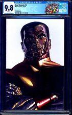 New Mutants #13 ALEX ROSS COLOSSUS TIMESLESS VARIANT CGC 9.8 X-Men CUSTOM LABEL