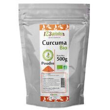 Curcuma Bio - 500g de poudre