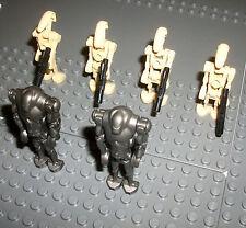 1 Straight Arm Super Battle Droids Blasters 4 LEGO SET 75021 7681 7261 7675 8018