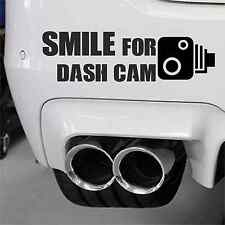"""Smile for Dash Cam"" Dash Camera Sign Give Road Ragers a Second Thought, Caution"