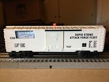 "Lionel 6-1176B/ MTW USN Operating Volt Meter Box Car ""O"" Gauge, Rev 2.0 NICE!!"