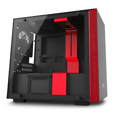 NZXT H200i Black/Red Mini-itx Tower Case