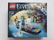 LEGO Elves 41181 Naida's Gondola Goblin Thief - New and Sealed