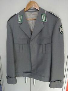 Bundeswehr Uniform Jacke Hauptmann Gebirgsdivision Gebirgsjäger