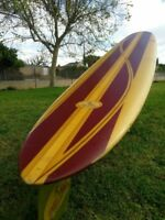 "Greg Noll surfboards and film Productions early 60s -9'10"" big wave surfboard"