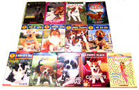 13 Puppy/Dog Books: Puppy Patrol, Fairy, Puppy Place, Dog's Life McGrowl, More