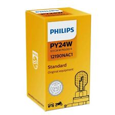 AMPOULE PY24W Orange Halogene 12V 24W  Philips Standard Single 12190NAC1