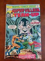 Super-Villain Team-Up #1 (Marvel) Free Ship at $49+
