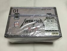 Excellent! METALLICA Live Sxhxixt Binge&Purge Japan Limited Edition CD&VHS Box