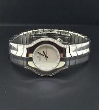 Tag Heuer Alter Ego Ladies Diamond Bezel Mother of Pearl Dial 28mm WP1319