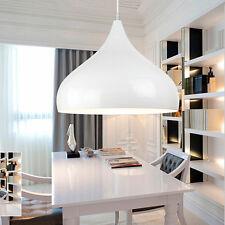 Kitchen Pendant Light White Chandelier Lighting Room Lamp Modern Ceiling Lights