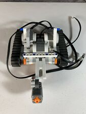 LEGO MindStorms NXT Intelligent Brick and lego pieces