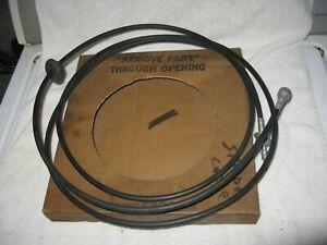 NOS Mopar 1965-71 Dodge A-100 6 Cylinder Speedometer Cable