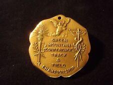 DIEGES & CLUST 1930 HAMMER THROW GOLD FILLED MEDAL