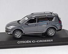 Citroen C-Crosser 2007, grigio Met. NOREV 1:43