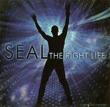 SEAL : THE RIGHT LIFE / CD - TOP-ZUSTAND