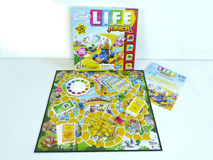 Spare Parts - The Game of LIFE Junior by Hasbro Gaming  - replacement pieces