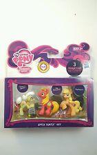 Little Pony Friendship Magic Sets Apple Family Granny Smith applejack big McInto