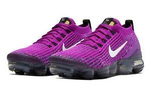 Nike Women's Air Vapormax Flyknit 3 'Vivid Purple' Shoes AJ6910-502