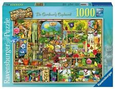 Ravensburger The Gardener's Cupboard 1000pc Jigsaw Puzzle Colin Thompson