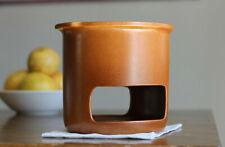 Scheurich Keramik Fondue Pot Vintage Mid-Century German Pottery