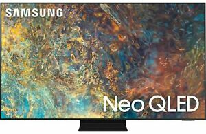 "Brand New Samsung QN85QN90A 85"" 4K Neo QLED Smart TV (2021) - Titan Black"