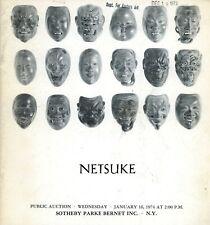 Antique Japanese Netsuke Identification - Makers Dates / Rare Book + Values