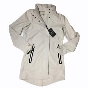 Nike HyperShield HyperAdapt Golf Jacket Women's Beige / Black 930310-072 NEW