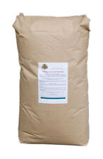 25KG DIATOMACEOUS EARTH Red Mite, Worming Powder Feed Grade DE Fast Despatch!