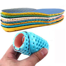 1Pair Shoes Insoles Orthopedic Memory Foam Sport Arch Support Insert Soles Pad