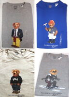 POLO RALPH LAUREN BEAR LIMITED EDITION CREW TEE SHIRT NWT MENS BIG & TALL