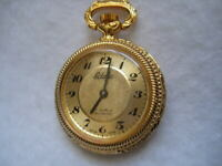 NOS NEW SPECIAL SWISS  EDELE POCKET WATCH 1960'S