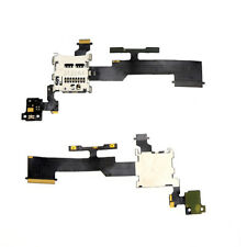 HTC One M8 Microsd Memory Card Flex Volume Control Ribbon Cable Flex Sim Reader