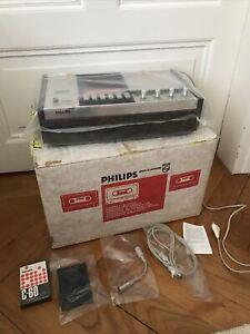 1970 !!! Neu OVP !!! Philips N 2401 S Kassettenwechsler